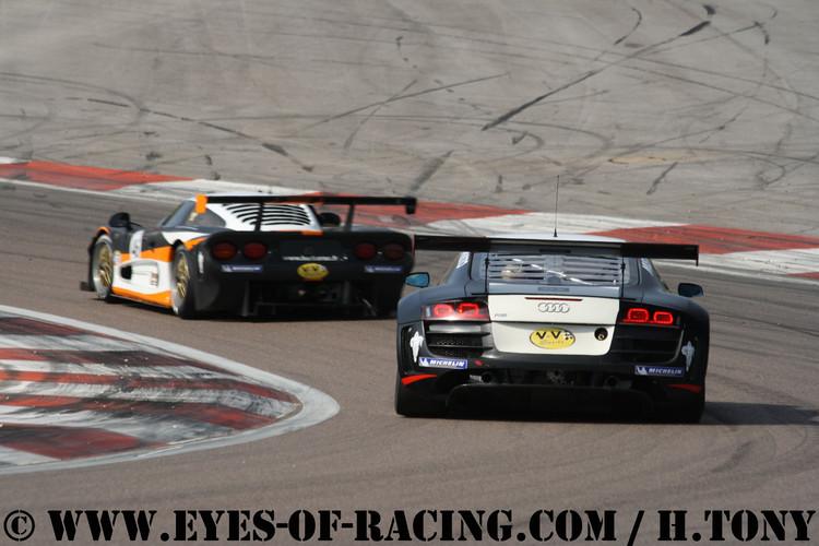 °323 – METAXO Angelo – SANTAL Bernard – Audi R8 LMS – AB SPORT AUTO – GT / Tourisme  – Série V de V FFSA DIJON 2012