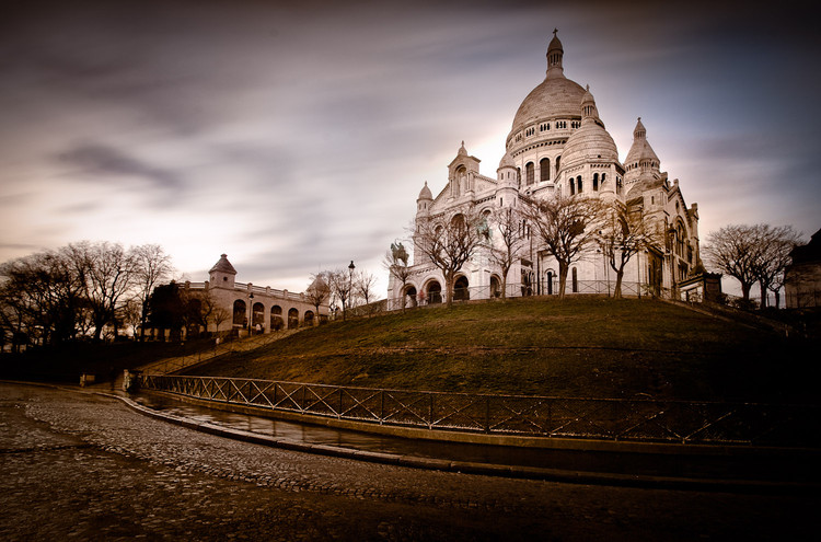 Basilique du Sacré Coeur à Paris