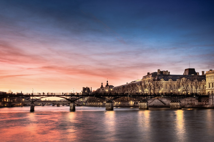 Pont des arts paris serge ramelli - Pont des cadenas paris adresse ...
