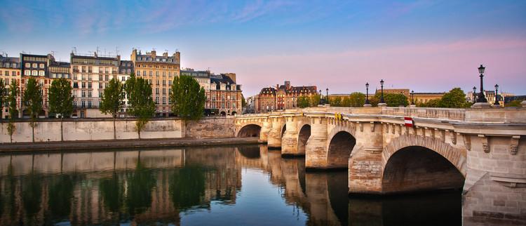 Pont Neuf et Ile de la Cité