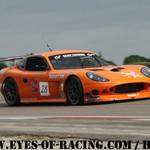 N°28 – PELLERZI Thierry – NURY Dominique – VAISSIERE Eric – Ginetta G50 – LD Racing – GT / Tourisme - Série V de V FFSA DIJON 2012