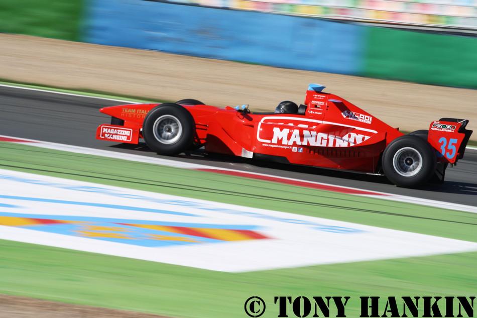 formula a racing