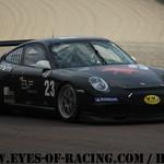 N°23 – FRETIN Benoit – COLON Pascal – TORTELLIER Laetitia – Porsche 997 Cup – B2F COMPETITION – Série V de V FFSA DIJON 2012