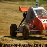 N°21 -BARRAL Yoan - 602 - Trophée du Sud- Est de Kart Cross - CHAMPIER 2012