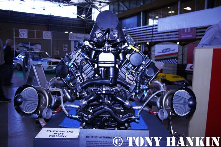 Moteur Honda V6 Ra168e Turbo 1988 Www Eyes Of