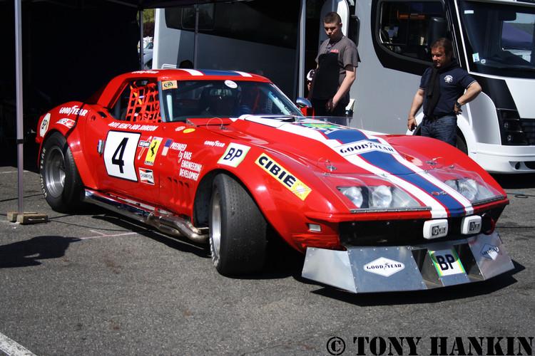 Chevrolet corvette C3 - 1968 - www.EYES-OF-RACING.com