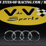 Insigne AUDI - V de V Sports - GT/Tourisme Série - Série V de V FFSA DIJON 2012