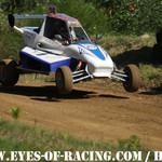 N°25 - MAZODIER Patrick - Trophée du Sud- Est de Kart Cross - CHAMPIER 2012