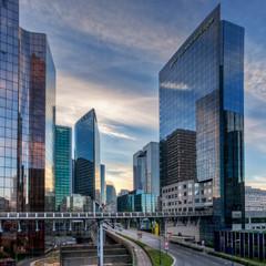 Quartier d'affaire de Paris La Défense