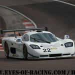 N°46 – TENEKETZIAN Harry – JOUSSE Julien – CHARDONNET Sébastien – MOSLER MT 900 – AB SPORT AUTO -  GT/Tourisme – Série V de V FFSA DIJON 2012