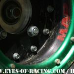 Detail - Mecanique - Roue - Kart Cross - Trophée du Sud- Est de Kart Cross - CHAMPIER 2012