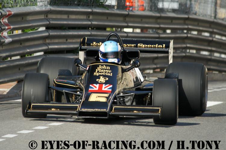 N°6 - BINDELS Nico - Lotus 77 - 1976 - Massenet - Série F
