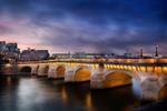 Pont Neuf de Paris de Nuit