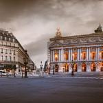 Place de l'Opéra Garnier de Paris