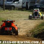 N° 92 - GOULLIER Alan & N°24 - TACK Eric - Trophée du Sud- Est de Kart Cross - CHAMPIER 2012
