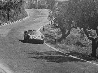 1961 4 Heures de Pescara Dino 246 SP #12