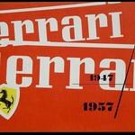 Annuaire Ferrari 1957