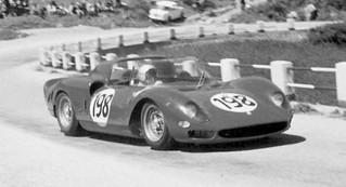 Targa Florio 1965 Ferrari 275 P2 Vaccarella Bandini