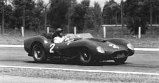 1958 Buenos Aires Ferrari 250 TR Collins-Hill