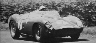 1958 Nürburgring 1000 km Ferrari 250 TR von Trips-Gendebien