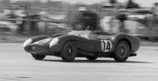 1958 Sebring Ferrari 250 TR Hill-Collins