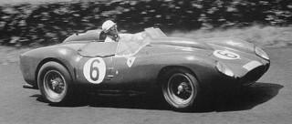 1958 Nürburgring 1000 km Ferrari 250 TR Seidel-Munaron