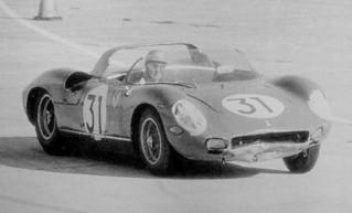 Sebring 1963 Ferrari 250 P Mairesse Vaccarella