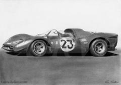 Vainqueur des 24 h de Daytona 1967