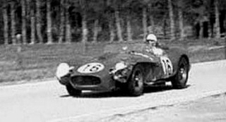 1958 Sebring Ferrari 250 TR Musso-Gendebien