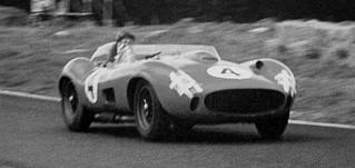 1957 GP de Suède 335 Sport Hill-Collins
