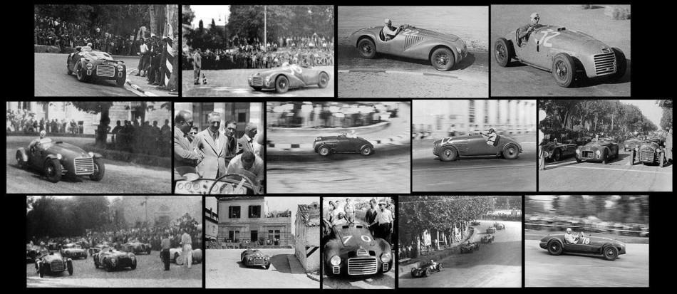 Courses Ferrari 1947