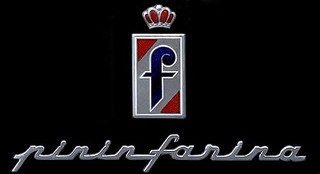 Pinin Farina Badge