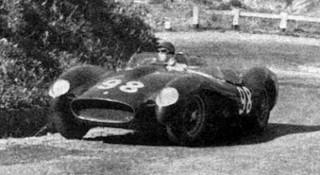 1958 Targa Florio Ferrari 250 TR Collins-Hill