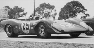 Ferrari 312 P Sebring 1969