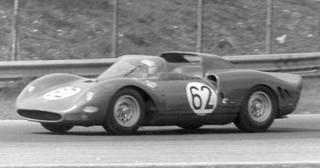 Monza 1965 Ferrari 330 P2 Bandini Vaccarella