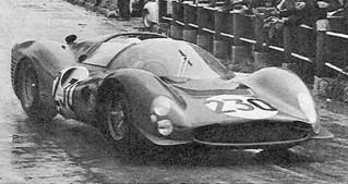 Targa Florio 1966 Ferrari 330 P3 Vaccarella Bandini