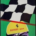 Annuaire Ferrari 1954