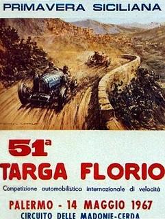 Targa Florio 1967 Poster