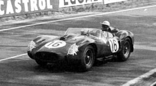 1958 Le Mans 24 Hours Ferrari 250 TR von Trips-Seidel