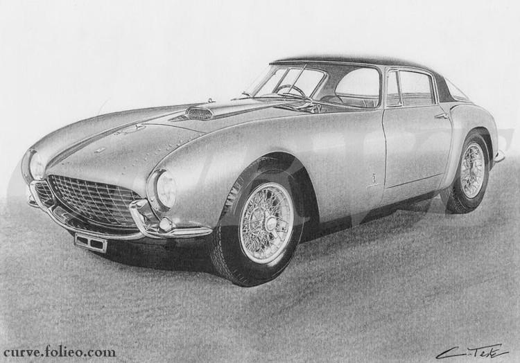 Ferrari 375 MM Berlinetta Pinin Farina