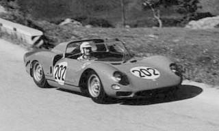 Targa Florio 1965 Ferrari 275 P2 Scarfiotti Parkes