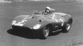 1957 Nürburgring 335 S Collins-Gendebien