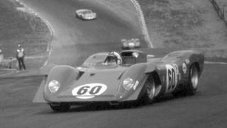 Ferrari 312 P Brands Hatch 1969