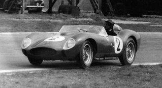 1958 Goodwood Sussex Trophy Dino 206 S Collins