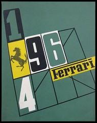Annuaire Ferrari 1964