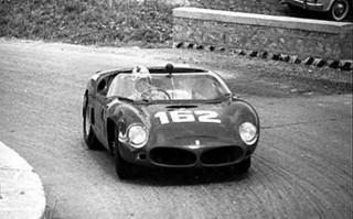 1961 Targa Florio Dino 246 SP #162
