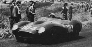 1958 Targa Florio Ferrari 250 TR Munaron-Seidel