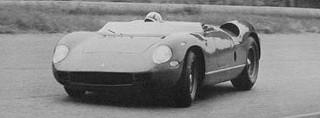 Modena 1963 Ferrari 250 P Spyder Surtees