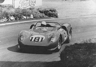 Ollon-Villars 1965 Ferrari 275 P2 Biscaldi