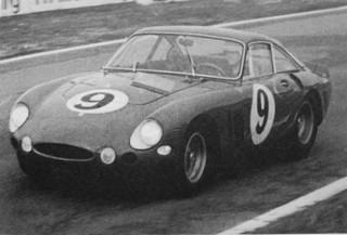 24 Heures du Mans 1963 Ferrari 330 LMB Guichet Noblet